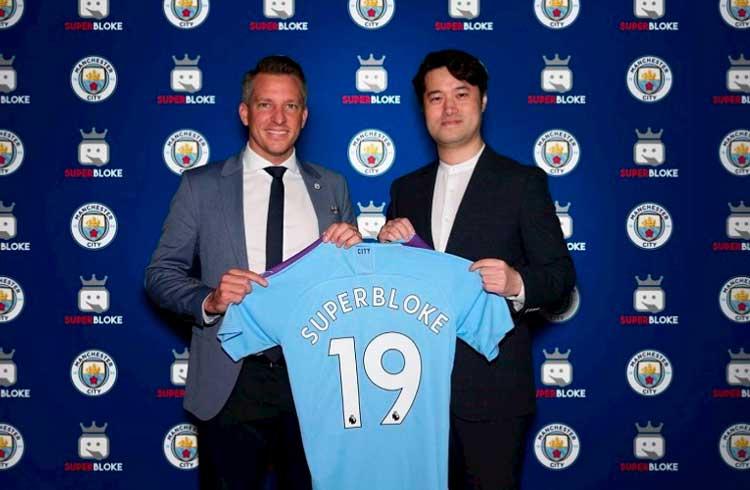 """Time de futebol Manchester City faz parceria para """"tokenizar"""" seus jogadores"""