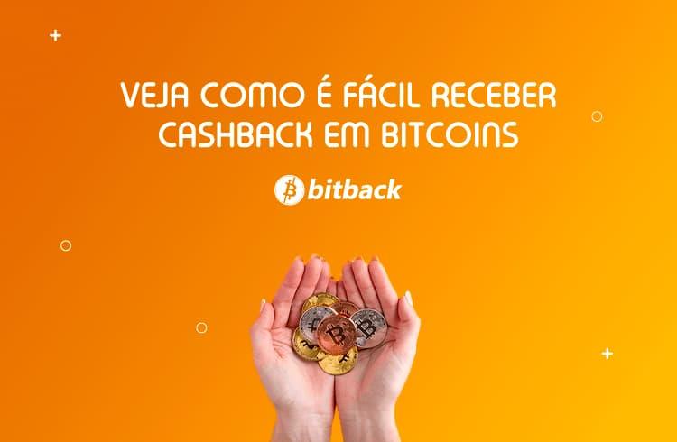 Veja como é fácil receber cashback ou dinheiro de volta em Bitcoins!