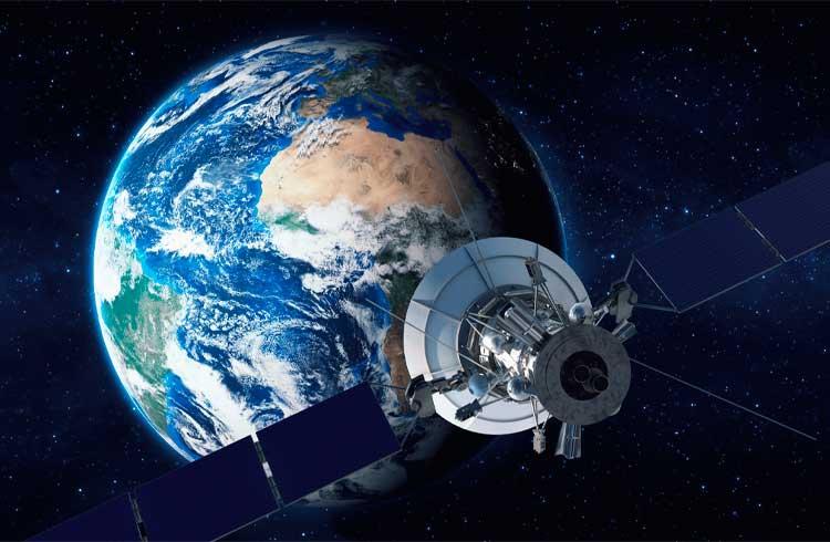 Agência Espacial Europeia apoia projeto de blockchain via satélite