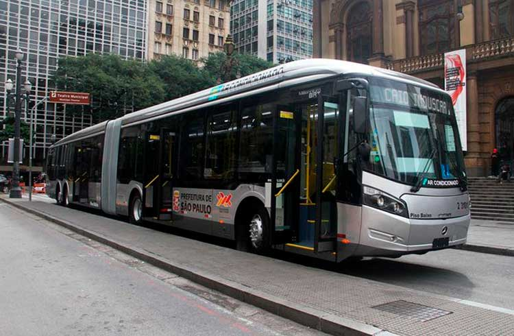 Agora é possível pagar passagens de ônibus em São Paulo com Bitcoin