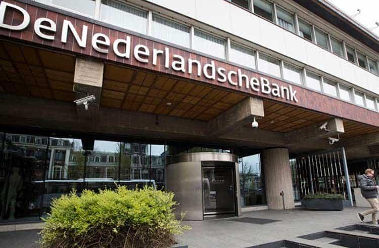 Banco Central da Holanda prepara medidas para regulamentar o setor de criptomoedas