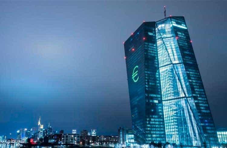 Banco Central Europeu planeja criptomoeda para concorrer com a Libra do Facebook