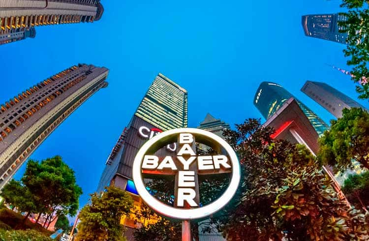 Bayer e Ant Financial do Alibaba desenvolvem blockchain focada na agricultura