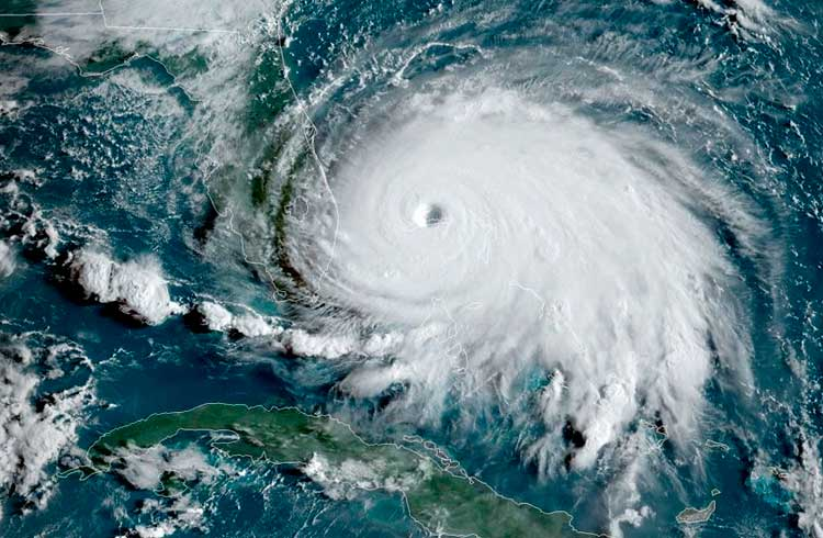 Binance lança campanha para arrecadação de fundos às vítimas do furacão Dorian