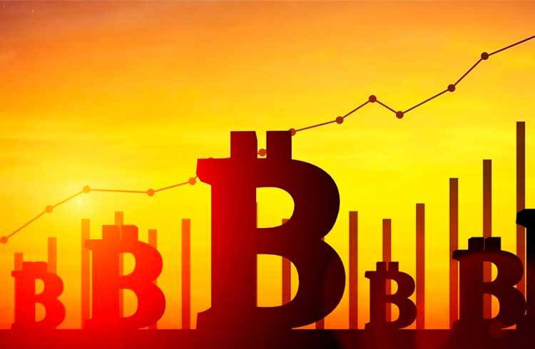 Bitcoin segue valorizando e aumenta sua dominância no mercado de criptoativos