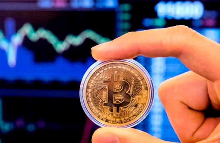 Bitcoin volta a valorizar neste início de semana, mas segue na faixa dos US$9 mil
