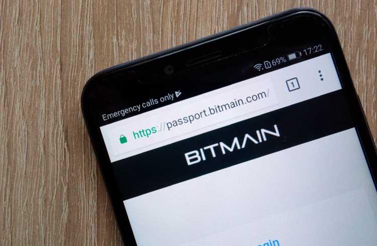 Bitmain lançará plataforma para conectar mineradores e fazendas de mineração em outubro