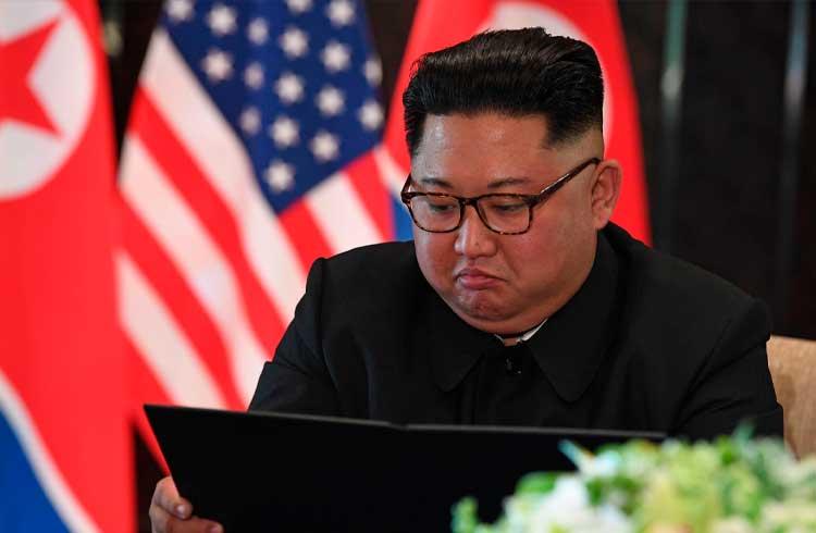 Coreia do Norte nega roubo de US$2 bilhões em criptomoedas