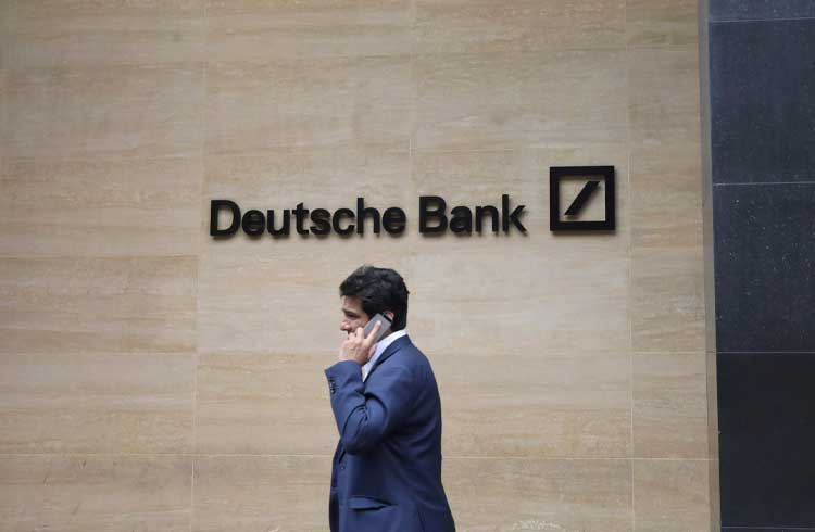 Deutsche Bank junta-se à rede blockchain liderada pelo JP Morgan