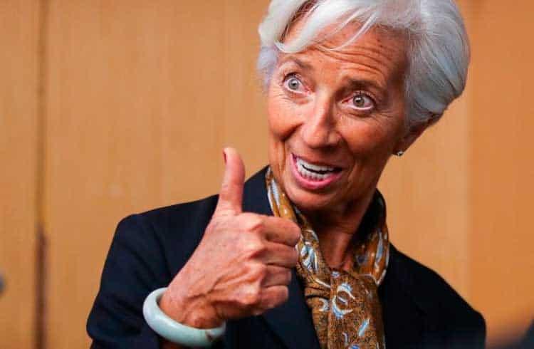 Diretora do FMI destaca o potencial das criptomoedas em carta ao Parlamento Europeu