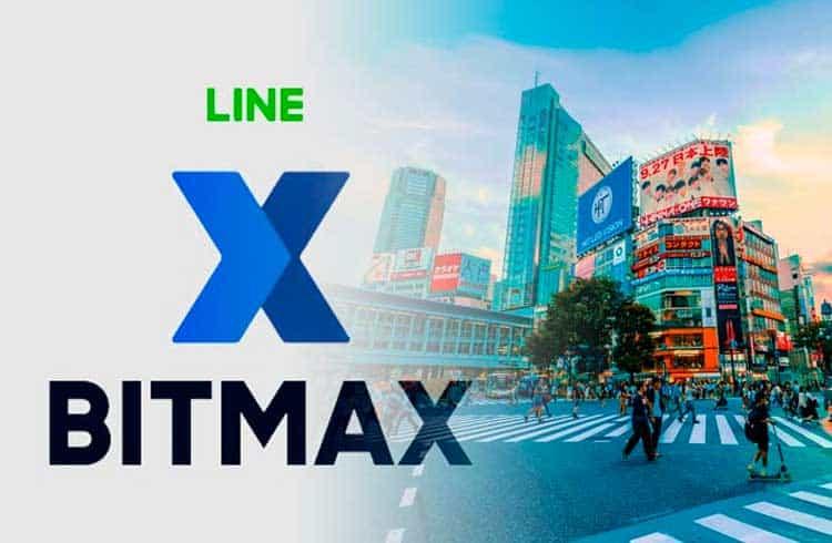Exchange da gigante de mensagens Line entra em operação para 80 milhões de japoneses