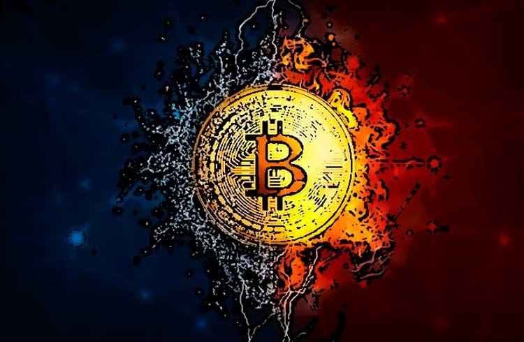 Hashrate do Bitcoin dobra em 24 horas apesar da queda de preço