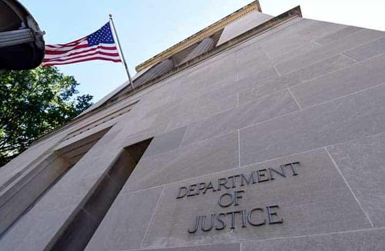 Justiça dos EUA apresenta acusações de extorsão contra ex-conselheiro do Ethereum