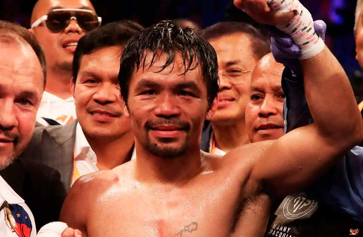 Lutador de boxe Manny Pacquiao anuncia criptomoeda própria