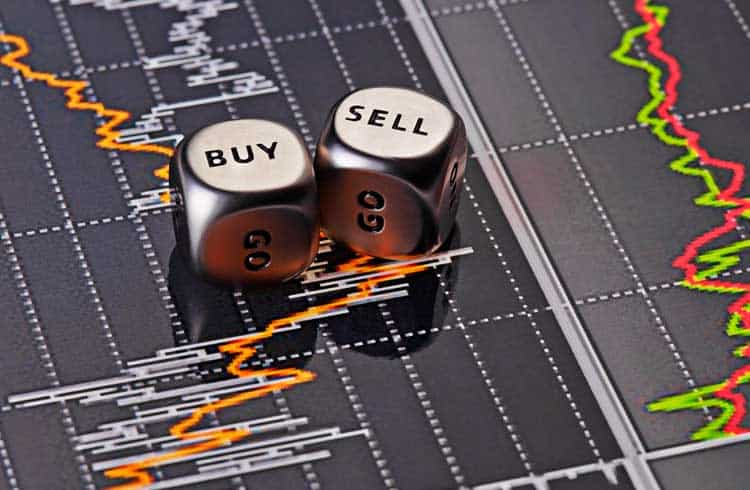 Mercado de criptoativos segue em queda; Bitcoin é cotado na faixa dos US$9 mil