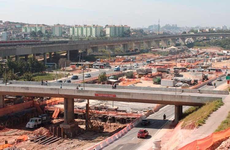 São Paulo implementa blockchain para garantir registro de obras públicas