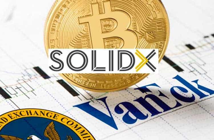 VanEck e SolidX retiram proposta de ETF de Bitcoin