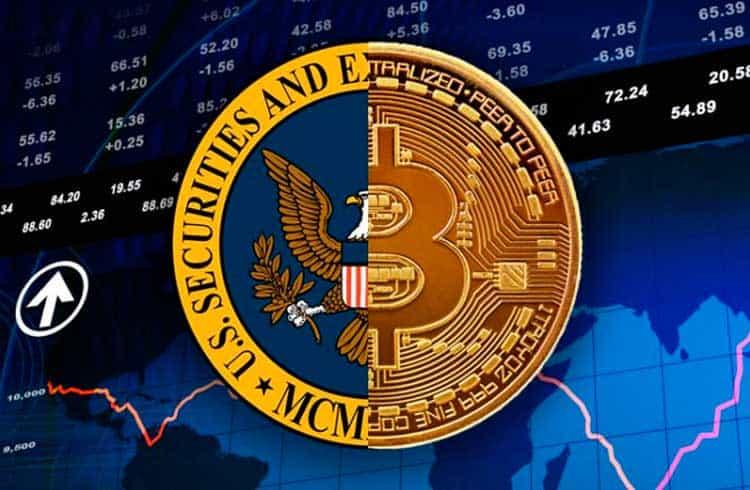 SEC dos EUA afirma que o Bitcoin não é um valor mobiliário