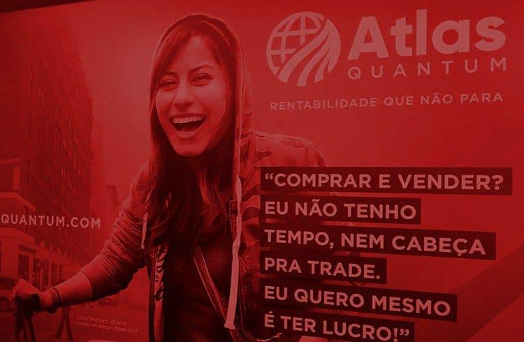 Entenda o caso ATLAS QUANTUM: