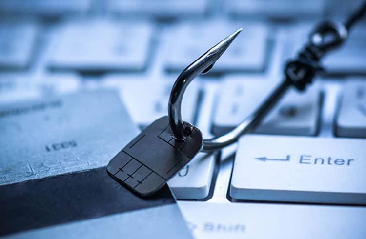 Clientes da carteira Ledger sofrem tentativa de phishing