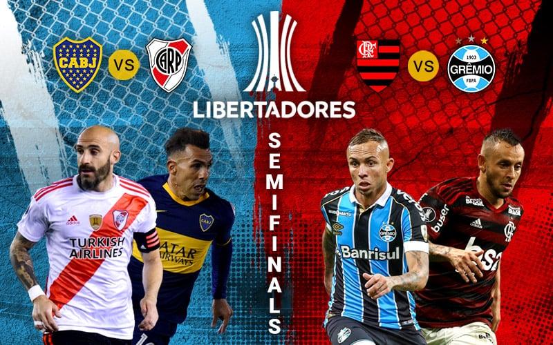 As semifinais da Copa Libertadores de 2019: uma grande oportunidade para apostas com criptomoedas
