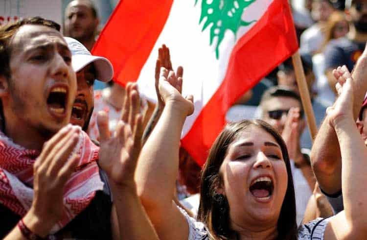 A crise do Líbano e o impacto do Bitcoin no sistema financeiro local