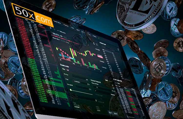 A exchange 50x.com esta revolucionado como pensamos sobre negociações com a tecnologia Any2Any