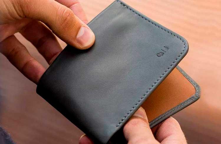 A primeira carteira