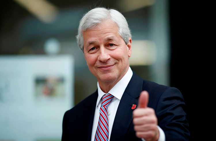 A Libra jamais acontecerá, afirma Jamie Dimon do banco JP Morgan