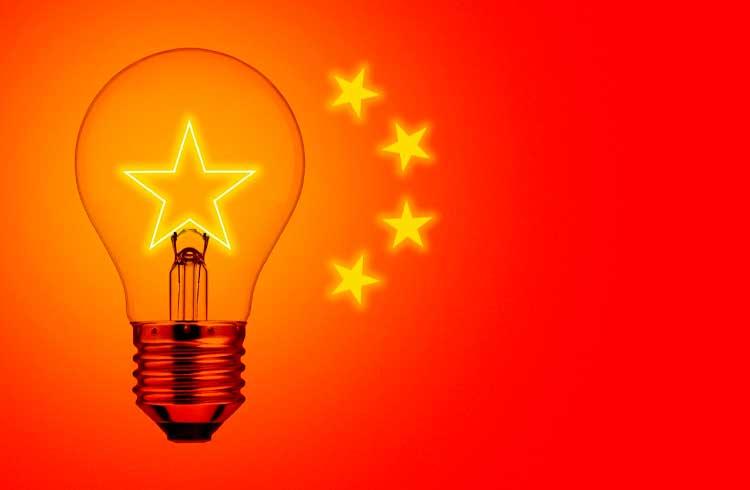 Após fala do presidente, China aprova lei que regulamenta a tecnologia blockchain