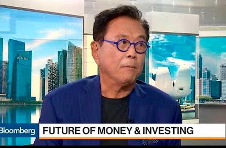 """Autor de """"Pai Rico, Pai Pobre"""" diz que o Bitcoin é um dos mais poderosos bancos já criados"""