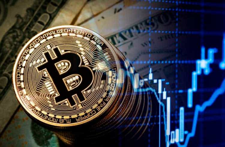 Bitcoin torna a ultrapassar os 8 mil dólares