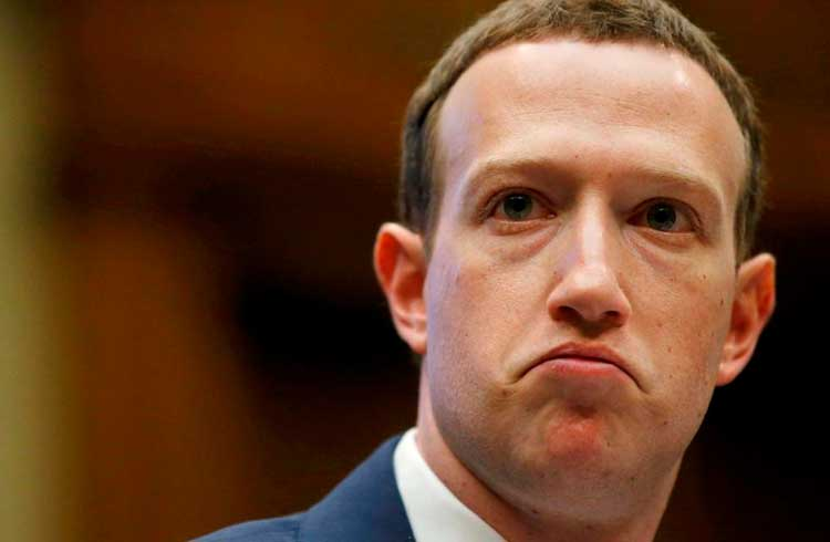 Comitê da Câmara dos EUA pressiona Mark Zuckerberg a testemunhar sobre a Libra