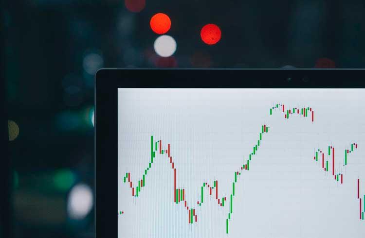 Criptoativos em correção maciça nas últimas 24 horas; Bitcoin se mantém nos US$9 mil