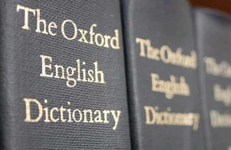 """Palavra """"Satoshi"""" é incluída no Dicionário Oxford de língua inglesa"""