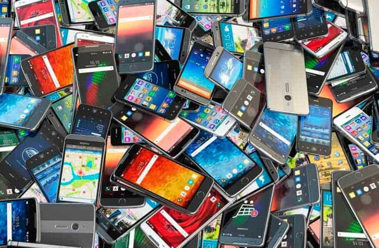 Parity lança tecnologia que transforma celulares antigos em carteiras de criptoativos
