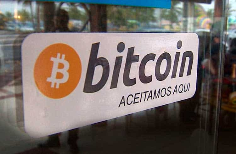 o aumento da adoção de Bitcoin em Juiz de Fora