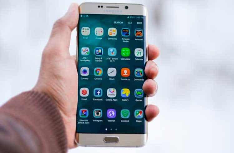 Samsung inclui suporte à Tron em sua loja de aplicativos descentralizados