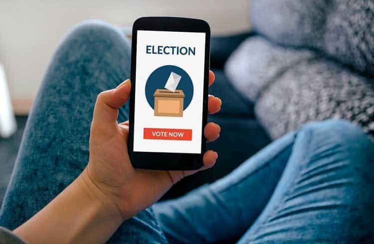 Sistema de votação em blockchain da Virgínia nos EUA sofre tentativa de ataque