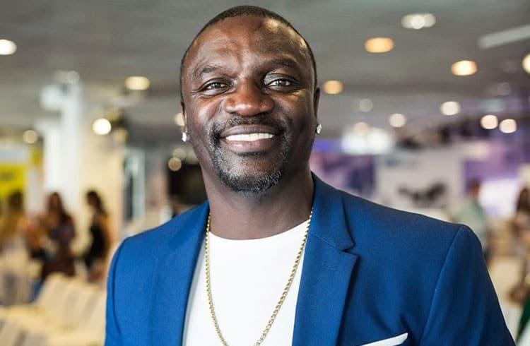 """Akon está construindo primeira cidade """"100% gerida por meio de Criptomoeda"""""""