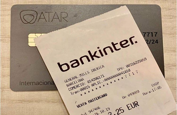 Pague com uma stablecoin baseada no Real em qualquer máquina de cartão do mundo
