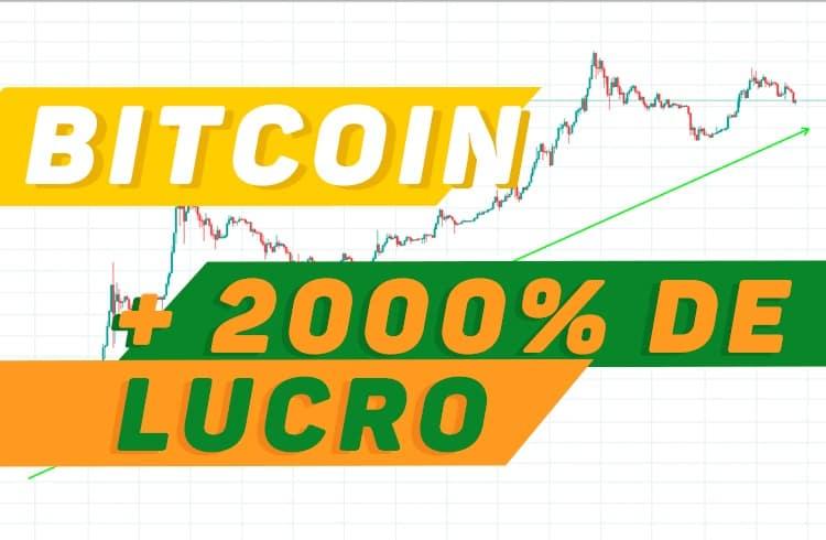 Saiba como pegar as grandes altas do Bitcoin