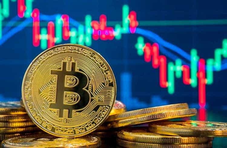 Bitcoin é cotado a cerca de US$8 mil quase todo fim de semana