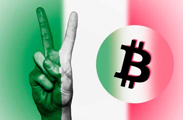 Bitcoin é mais popular do que cartão de crédito como meio de pagamento na Itália