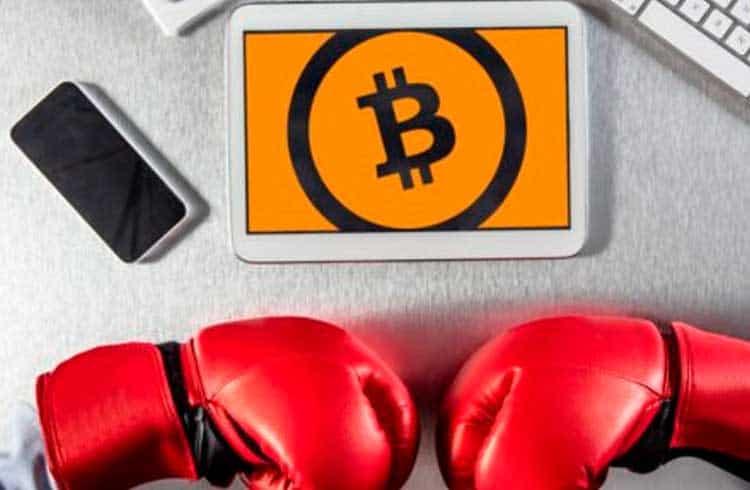 Bitcoin luta para manter-se acima dos US$8.500