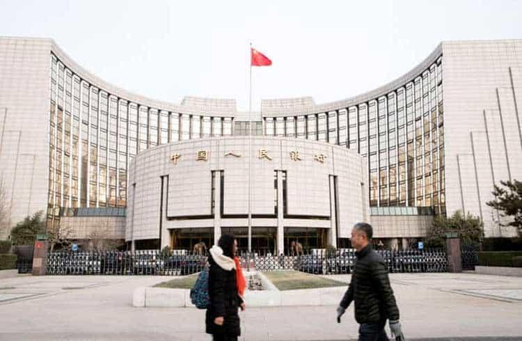Criptomoeda da China terá anonimato em suas transações, diz responsável pelo projeto