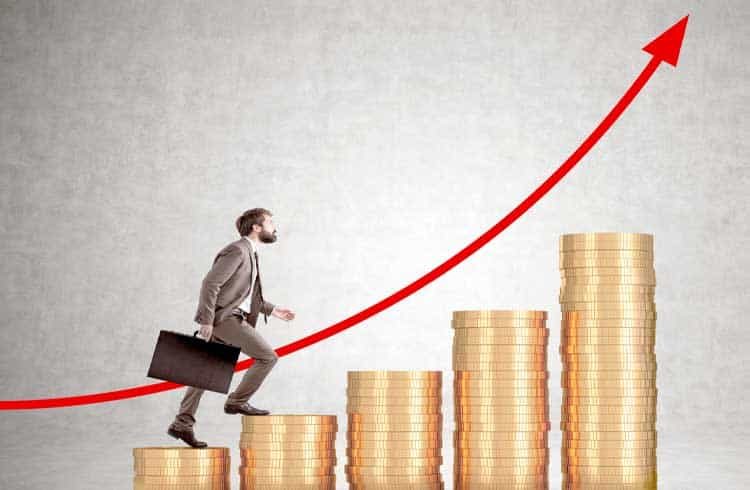 Mercado de criptoativos valoriza nas últimas 24 horas; Bitcoin diminui sua dominância