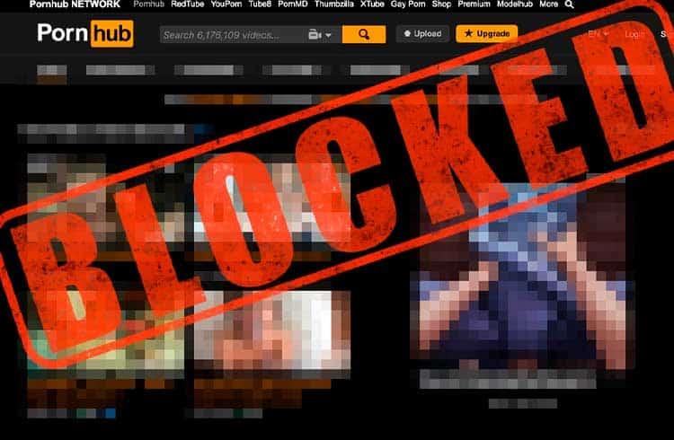 PayPal cancela conta do Pornhub e preço da criptomoeda Verge sobe