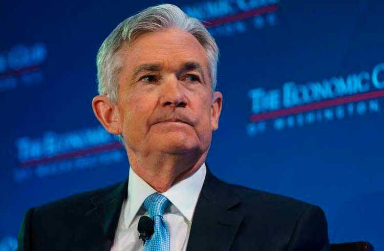 """Presidente do Fed diz que vantagens do """"dólar digital"""" não são claras e cita riscos potenciais"""