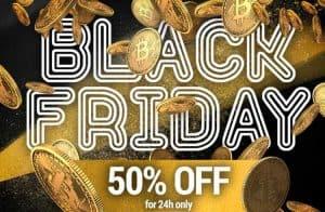 SimpleFX chega com uma promoção impressionante de Black Friday com cashback de 50%